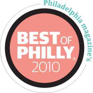 Best of Philly 2010