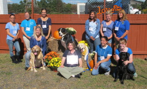 Cubby's Canine Castle's dedicated staff